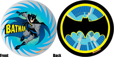 batman crime fighter  hoverdisc